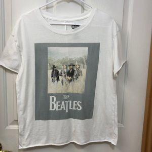 Beatles t-shirt Sz medium